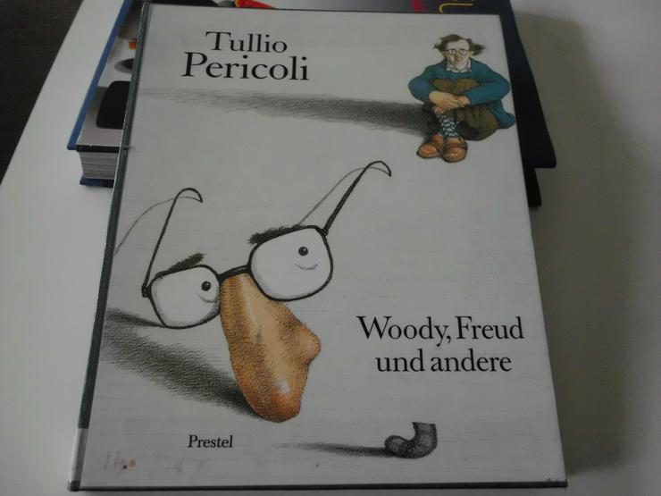 Tullino Perikoli,woody,Freud u. andere f.20 €