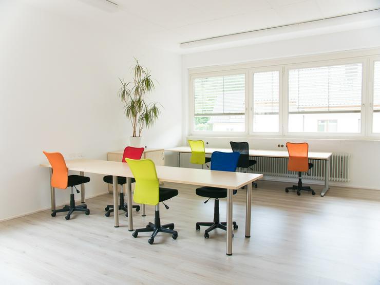 Bild 3: Gewerbepark U44: Coworking Space, Büros, Präsentations- & Schulungsräume