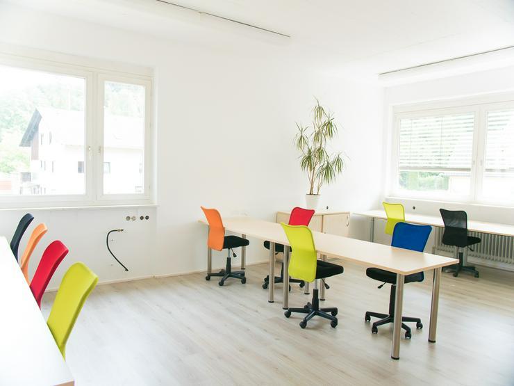 Gewerbepark U44: Coworking Space, Büros, Präsentations- & Schulungsräume