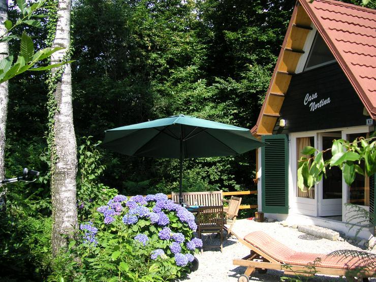 Tolles Ferienhaus Lago Maggiore großer Garten, Grill, Pool, Minnigolf, -5 Personen