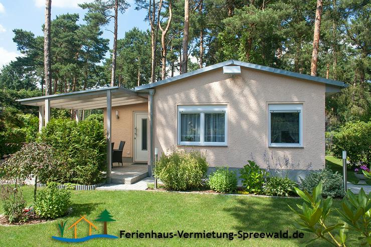 Urlaub im Spreewald? Ferienhaus am Neuendorfer See