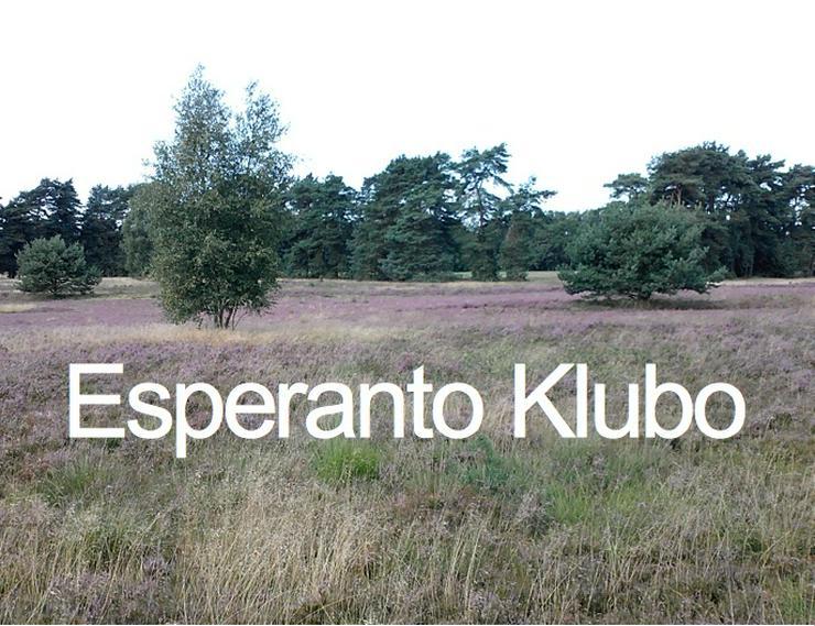Esperanto in der Nordheide