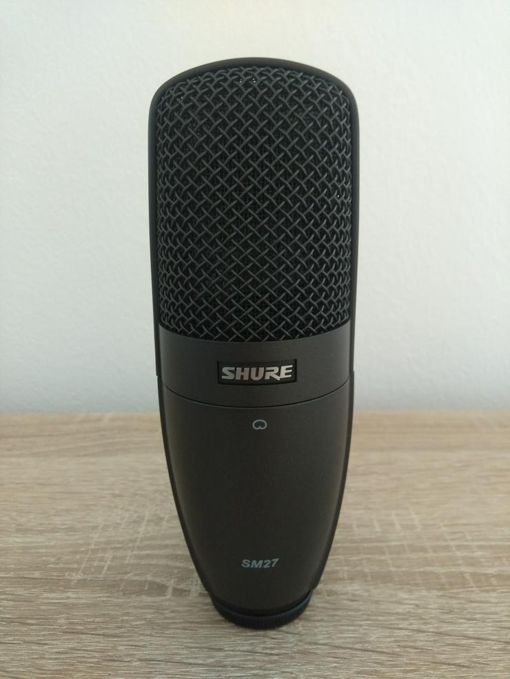 Shure Sm27 Großmembranmikrofon