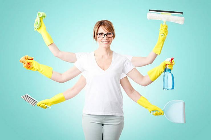 Ich suche Arbeit als Putzfrau - Haushaltshilfe & Reinigung - Bild 1