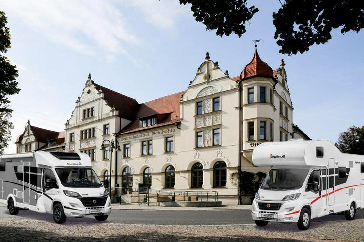 Wohnmobil mieten - Wohnmobil & Wohnwagen - Bild 1