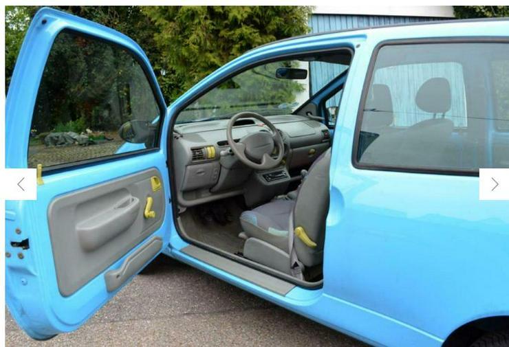 Twingo blau  - Twingo - Bild 1