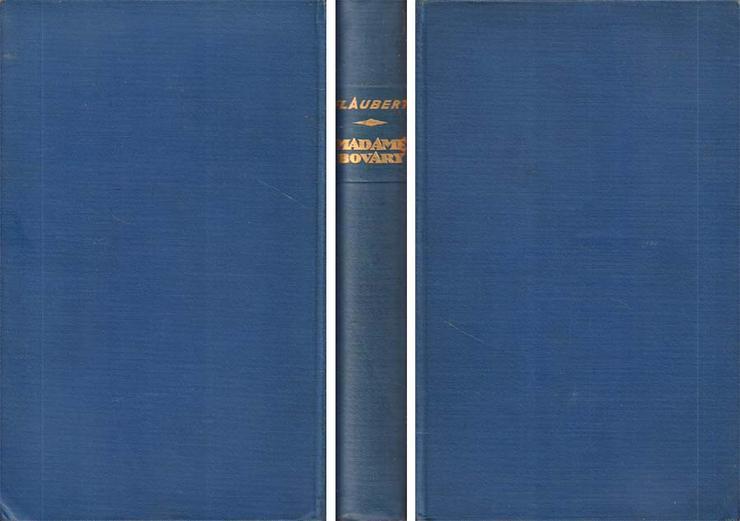 Buch von Gustave Flaubert in Französisch - Madame Bovary - Moeurs de Province - Fremdsprachige Bücher - Bild 1