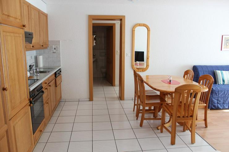 Bild 4: LES NATURELLES, 3.5-Zimmerwohnung von hoher Qualität mit schönem Terrassenplatz im Grünen