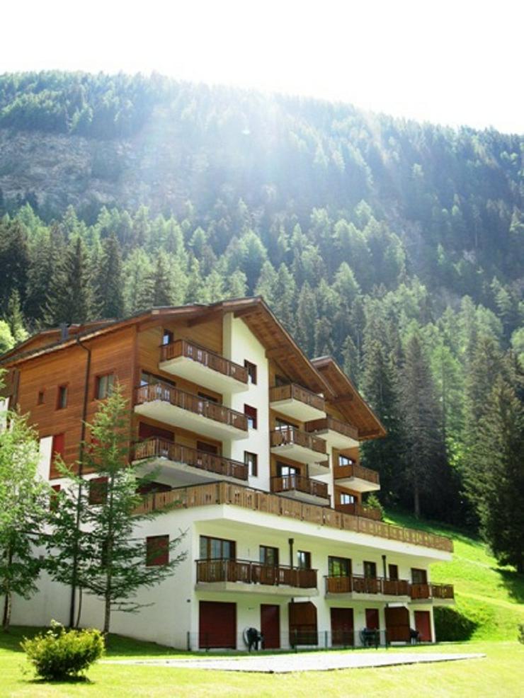 Bild 2: LES NATURELLES, 3.5-Zimmerwohnung von hoher Qualität mit schönem Terrassenplatz im Grünen