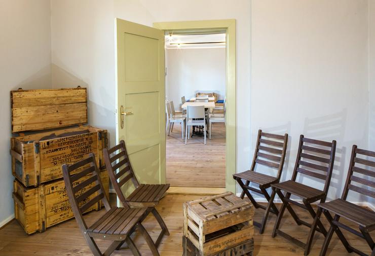 Bild 2: Workshopvilla: wunderschöner Workshopraum, Seminarraum, Meetingraum (2A)