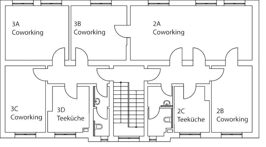 Bild 6: Workshopvilla: wunderschöner Workshopraum, Seminarraum, Meetingraum (2A)