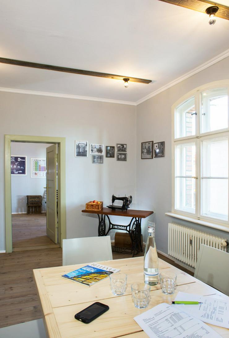 Bild 3: Workshopvilla: wunderschöner Workshopraum, Seminarraum, Meetingraum (2A)