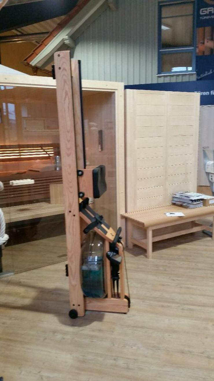 Bild 3: WaterRower Nohrd Eiche Rudergerät Ausstellungsstück