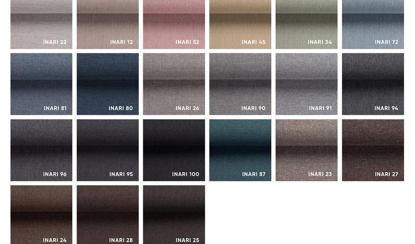 Bild 3: Schlafsofa Couch Kissen Dreisitzer Stauraum  mit Aufbewahrungsbox mit Schlaffunktion Farben zur Auswahl