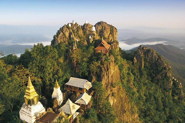 Thailand - Top solide gebautes Haus in Lampang