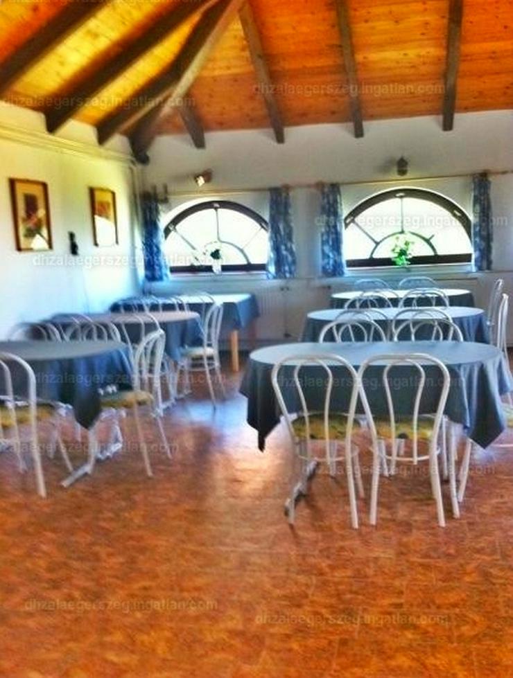 Bild 10: Gästehaus am Plattensee für 29 Personen zu verkaufen !