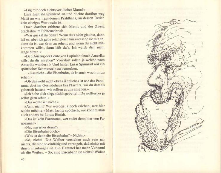 Bild 3: Buch von Juhani Abo - Die Eisenbahn - Hinstorff Verlag 1986 - Rarität