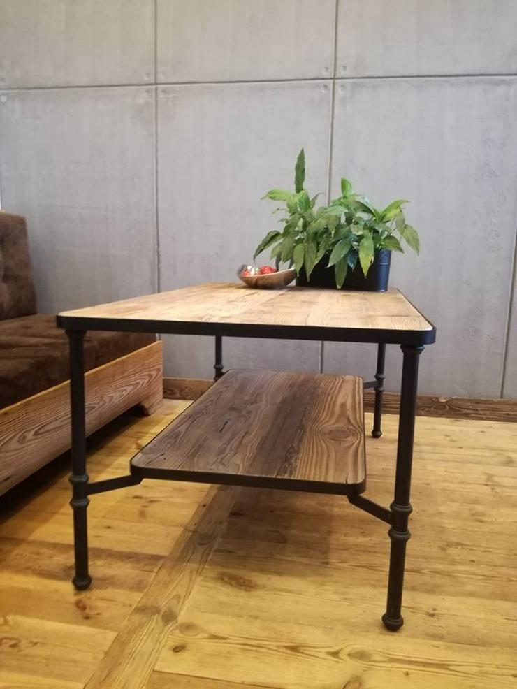 Bild 2: Tische aus Althoz, die ideal zum jeden Einrichtungsstil passen - Alldeco