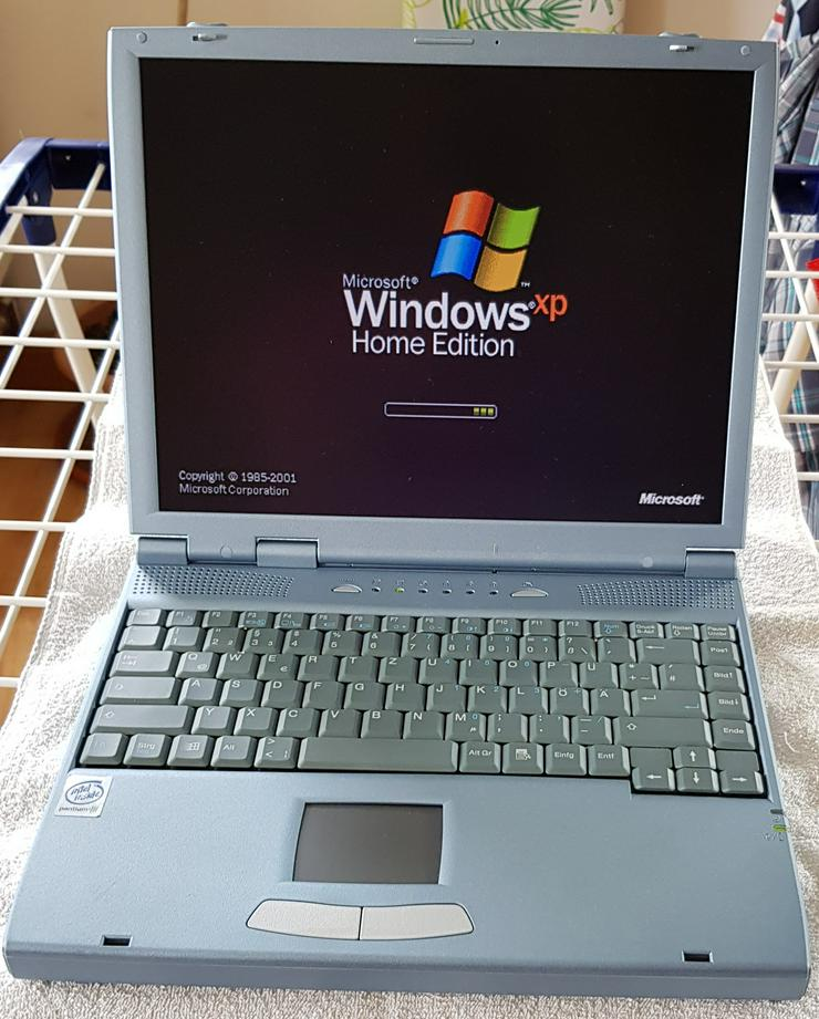 Laptop: IPC MagicNote U