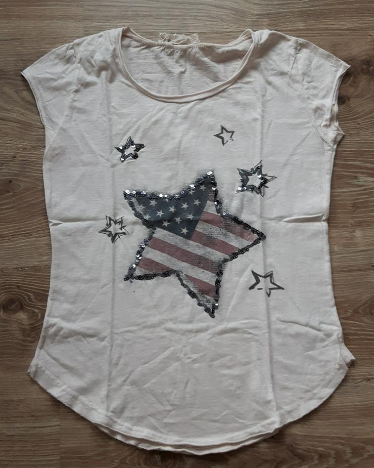 T-Shirt Gr. 38 von Amisu  - Größen 36-38 / S - Bild 1