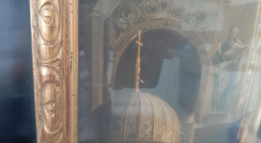 Bild 3: Kathedrale/ Basilika San Marco in Venedig ca. 120 Jahre evtl.Druck