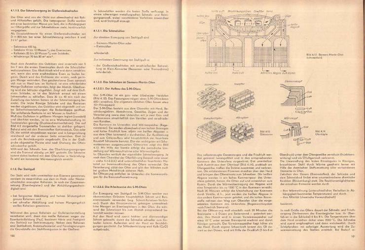 Bild 3: Fachbuch - Fachkunde für Former und Gießer - von einem Autorenkollektiv - 1969