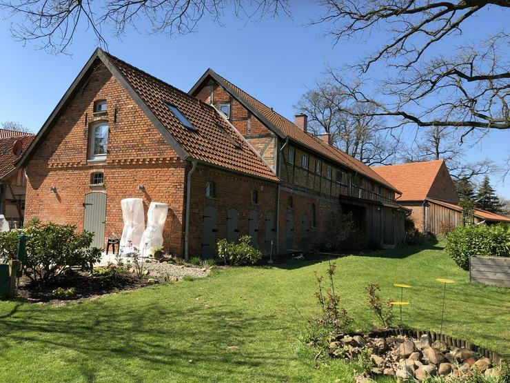 Exklusive Eigentumswohnung in Alleinlage (Lübelner Mühle/Wendland)