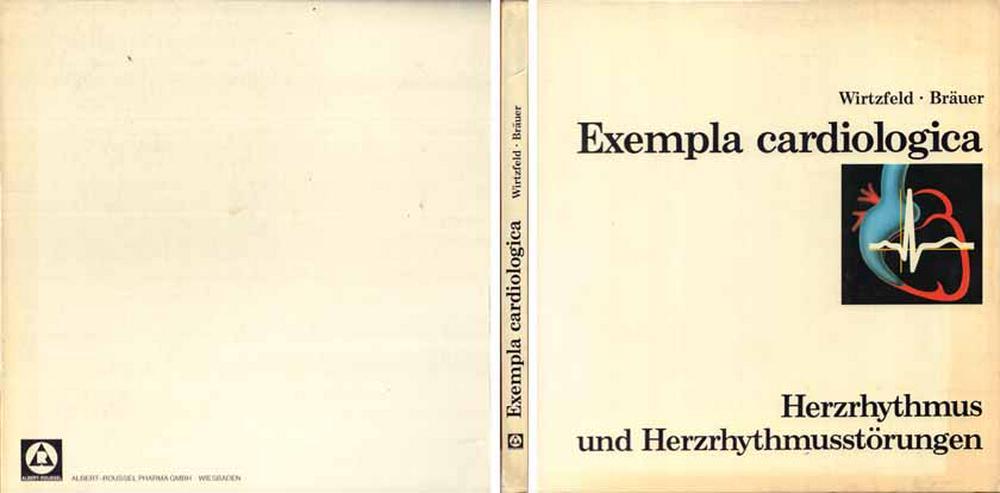 Exempla Cardiologica Herzrhythmus und Herzrhythmusstörungen - Wirtzfeld & Bräuer - Gesundheit - Bild 1