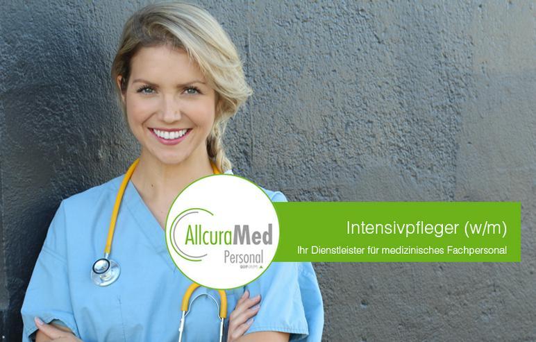 Intensivpflegemitarbeiter (m/w/d) - Pflegepersonal - Bild 1