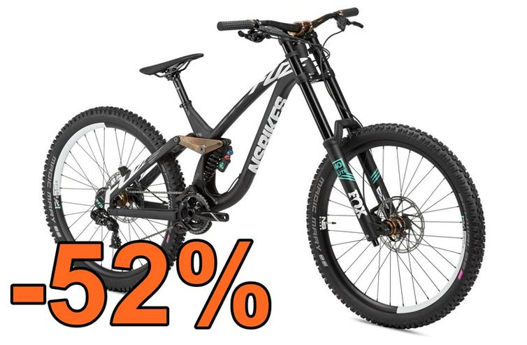 NS Bikes Fuzz 1 | Downhill Mountainbike | UVP 5000€ | Jetzt 2400€