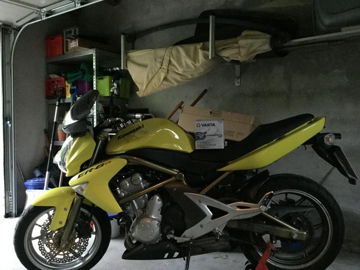 Bild 2: Kawasaki ER 6 N