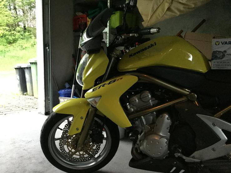 Kawasaki ER 6 N - Kawasaki - Bild 1