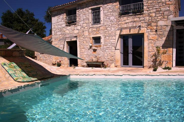 Wunderschönes Ferienhaus mit Traum-Meerblick Porec Istrien Kroatien