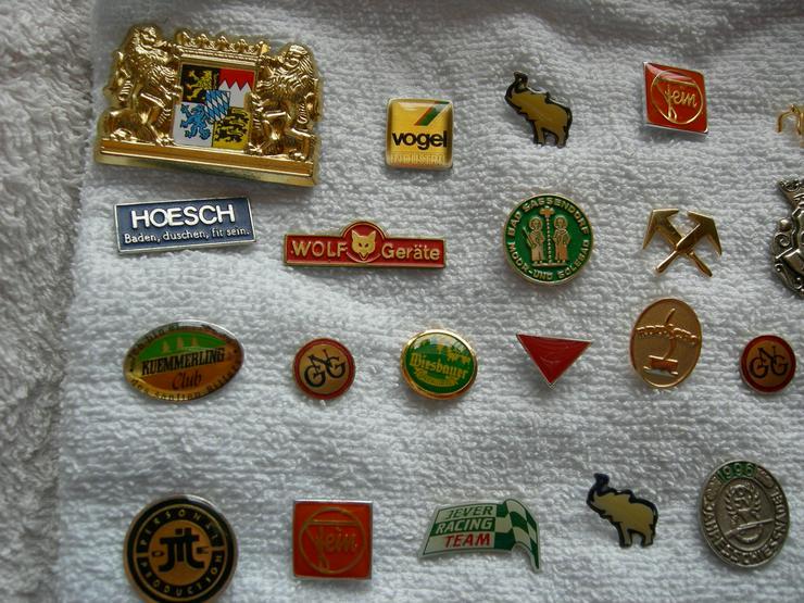 Bild 2: Pins / Anstecknadeln zu tauschen oder günstig zu verkaufen