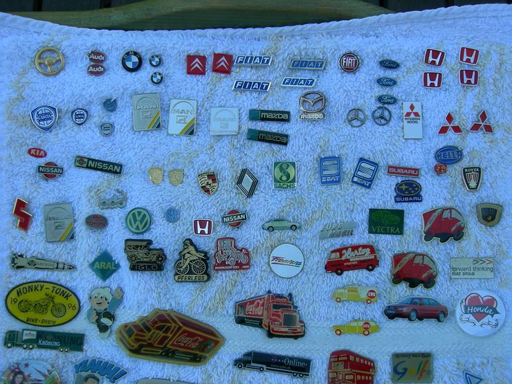Bild 6: Pins / Anstecknadeln zu tauschen oder günstig zu verkaufen