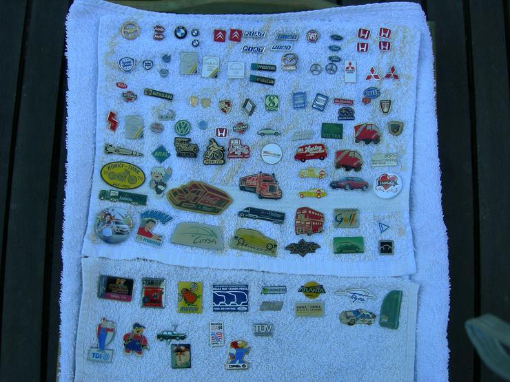 Bild 5: Pins / Anstecknadeln zu tauschen oder günstig zu verkaufen