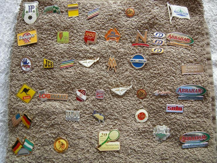 Pins / Anstecknadeln zu tauschen oder günstig zu verkaufen - Pins & Anstecknadeln - Bild 1