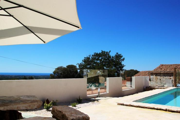 Bild 4: Traumhaftes Ferienhaus mit Wahnsinns-Meerblick bei Porec Istrien Kroatien