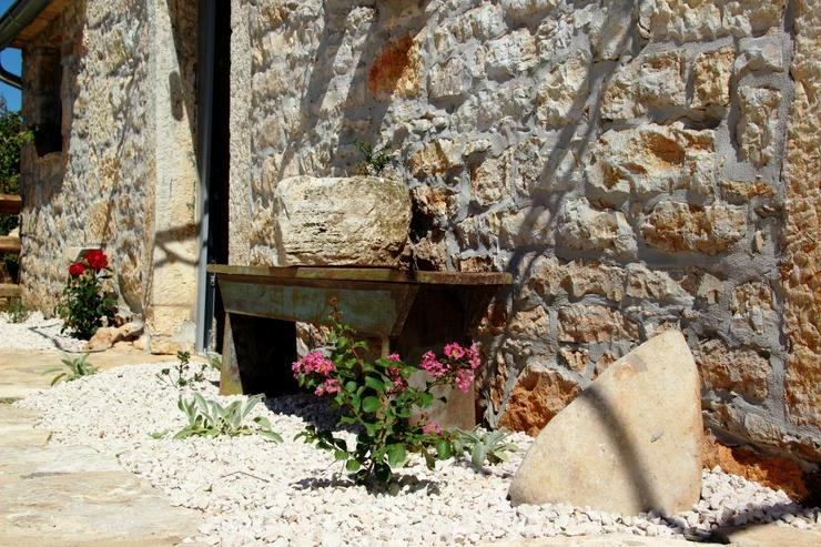 Bild 3: Traumhaftes Ferienhaus mit Wahnsinns-Meerblick bei Porec Istrien Kroatien