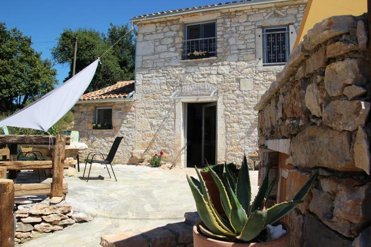 Bild 5: Traumhaftes Ferienhaus mit Wahnsinns-Meerblick bei Porec Istrien Kroatien