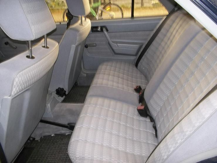 Bild 5: Mercedes - Benz 190 E   W201