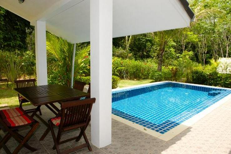 Bild 2: Ferienhaus mit Pool in Khaolak (Thailand) zu vermieten