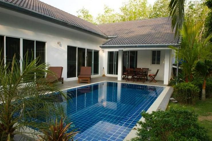 Ferienhaus mit Pool in Khaolak (Thailand) zu vermieten