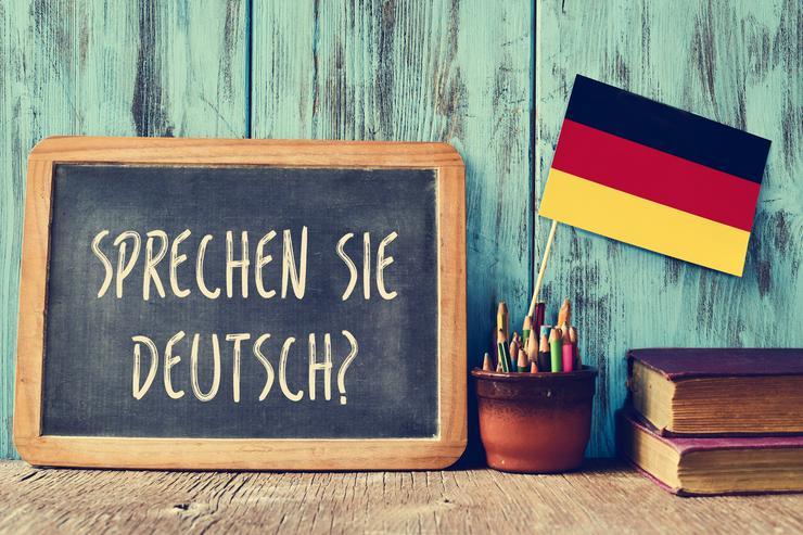 Easy to learn German: Deutsch Anfängerkurs: A1.1 + A1.2 = 4 weeks