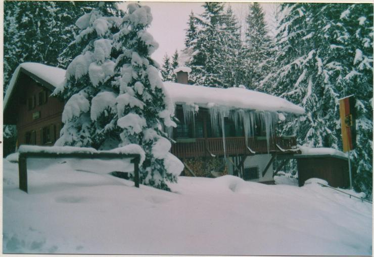 Selbstversorgerhütte im Allgäu