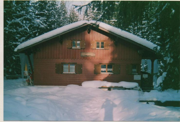 Bild 2: Selbstversorgerhütte im Allgäu