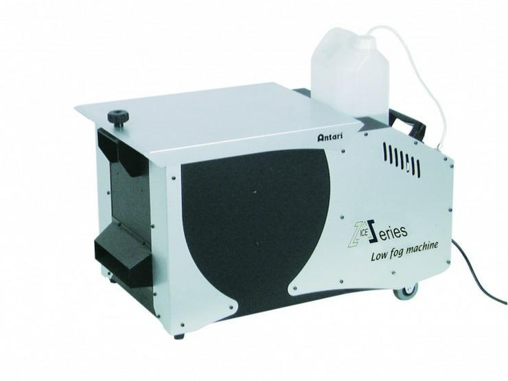 Bild 2: Verleih Antari ICE-101 Fog Machine I Boden Nebelmaschine