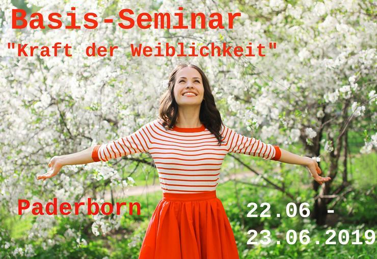 """Basis-Seminar """"Kraft der Weiblichkeit"""""""
