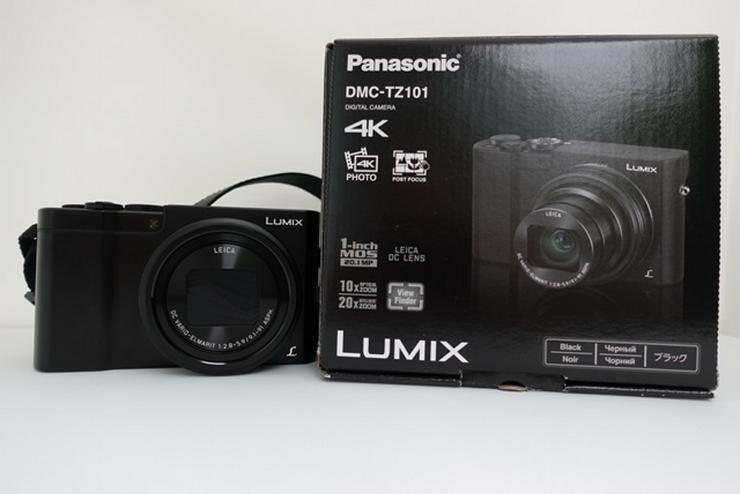 Kompaktkamera Panasonic Lumix TZ101
