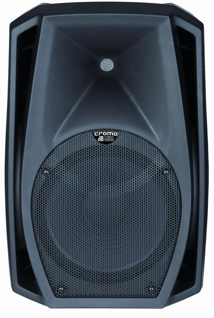 Bild 2: Verleih 2 x dB Cromo 15+ Aktivbox digital 600W I Lautsprecher